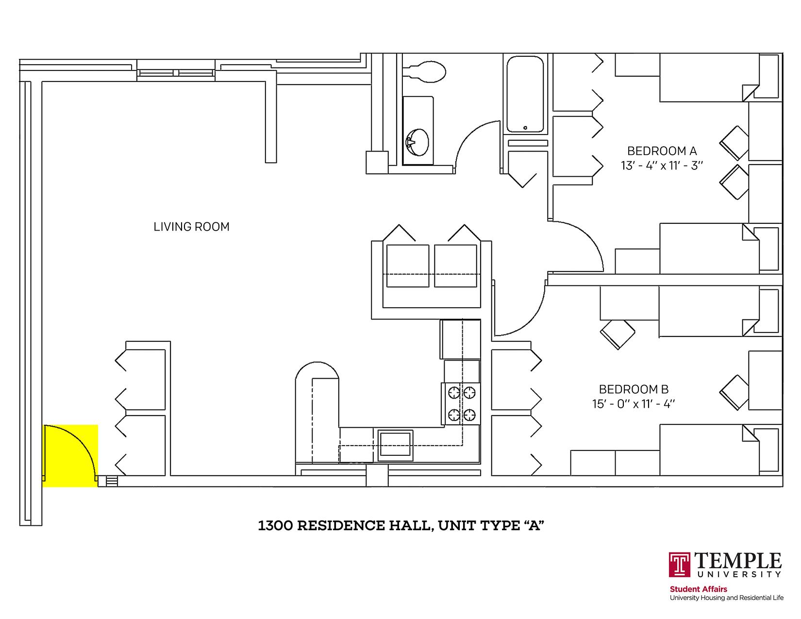 1300 Residence Hall | University Housing and Residential Life on 2 floor log homes, 2 floor decor, 2 floor kitchen, 2 floor building, 2 floor design, 2 floor office layout, 2 floor blueprints, 2 floor cabin,
