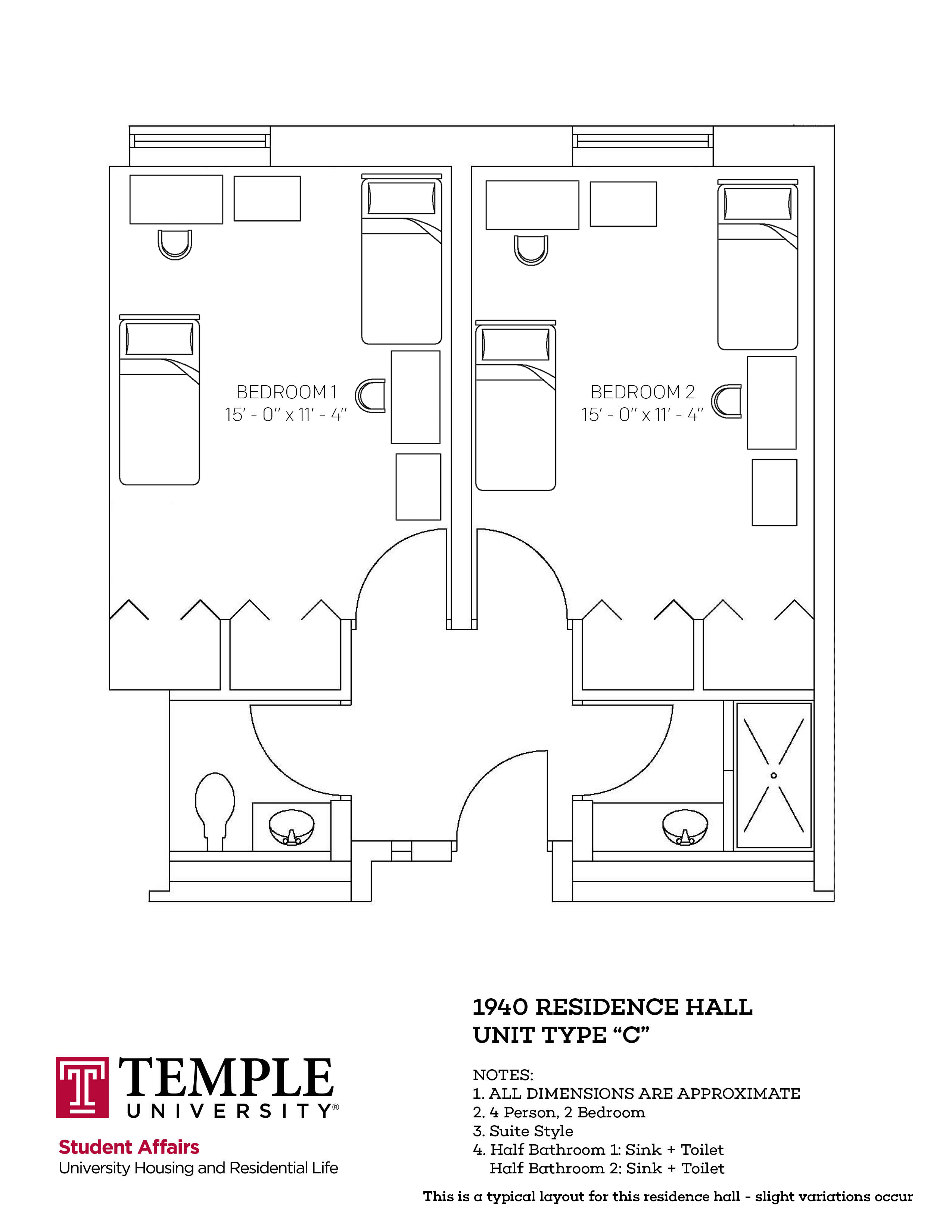 1940 Residence Hall | University Housing and Residential Life