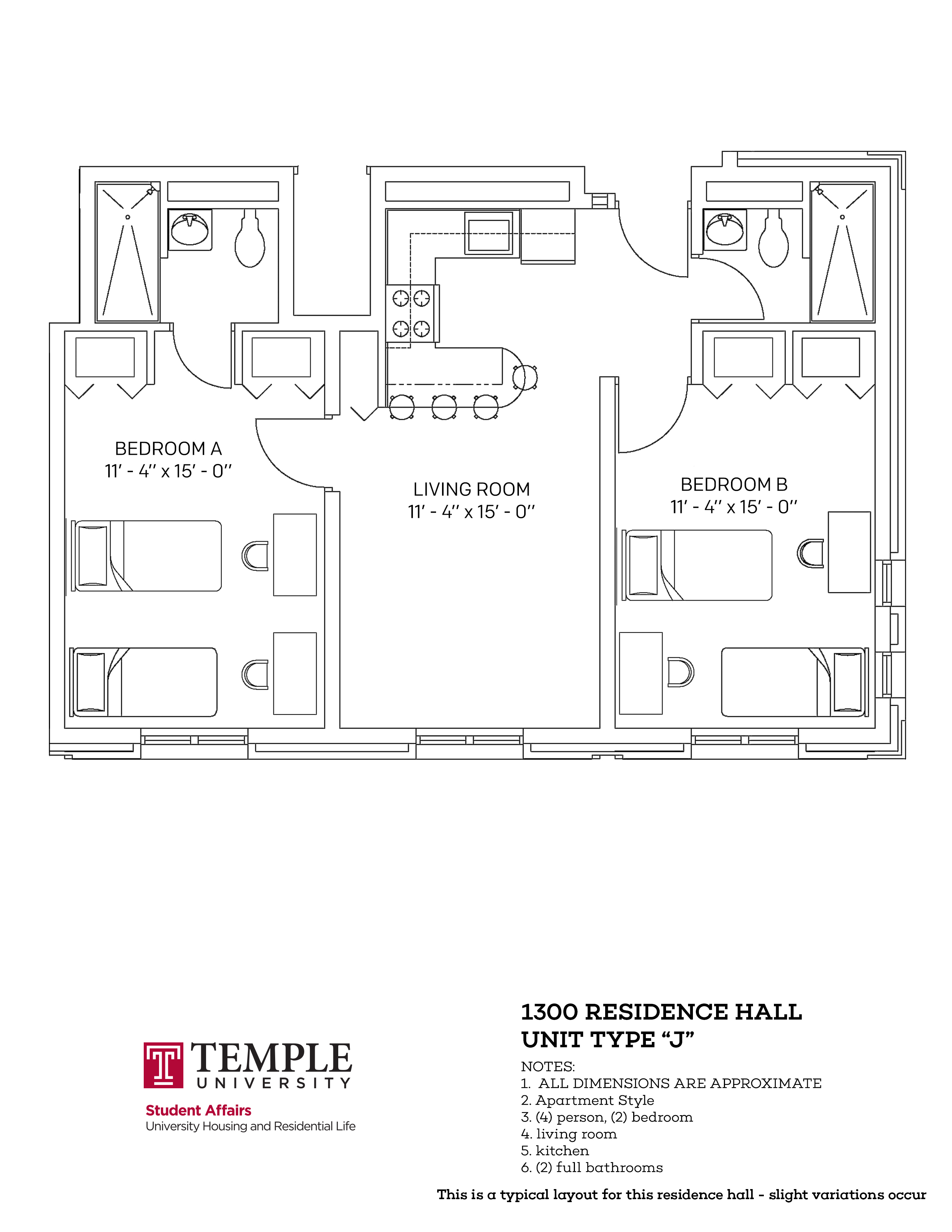 1300 Residence Hall | University Housing and Residential Life