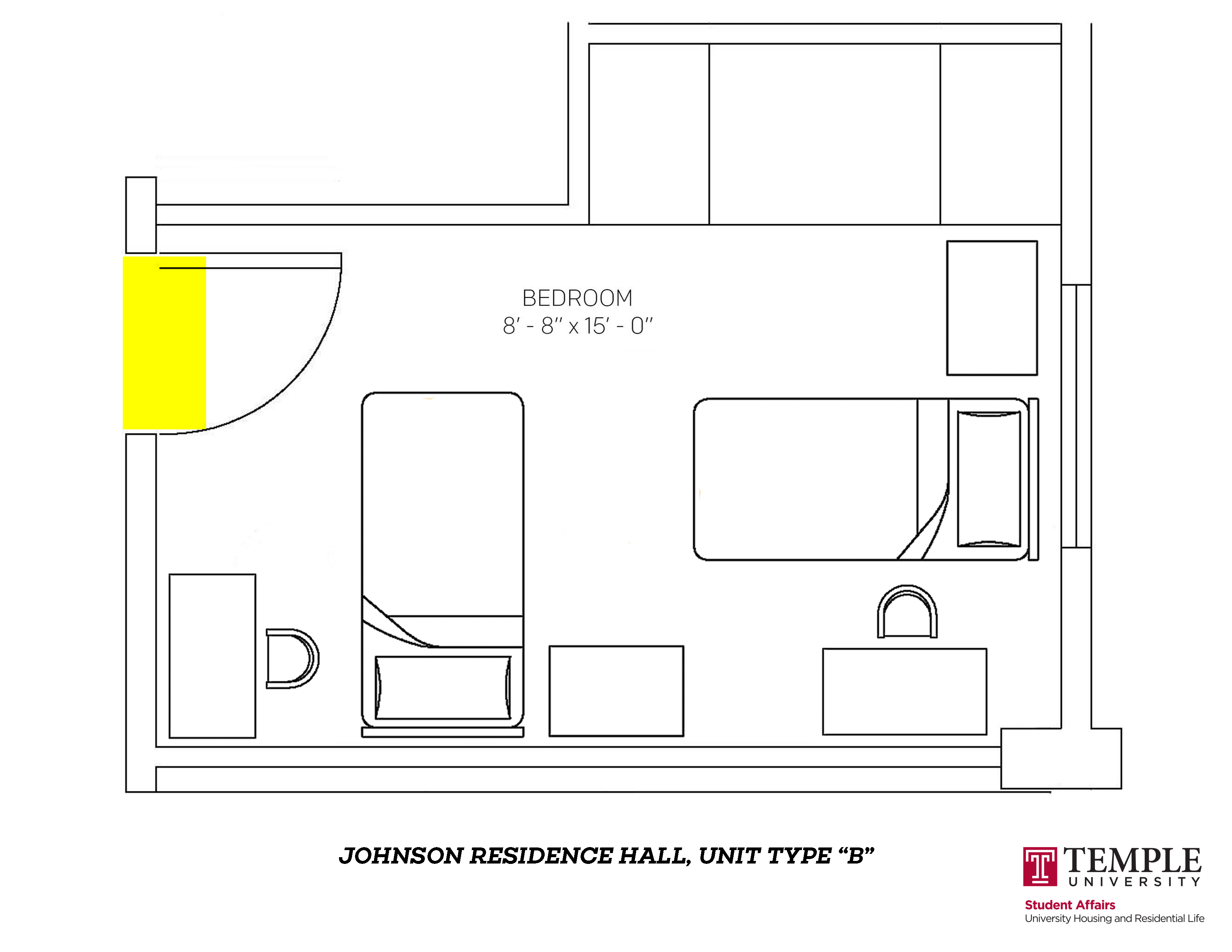 Johnson Hall: Unit B