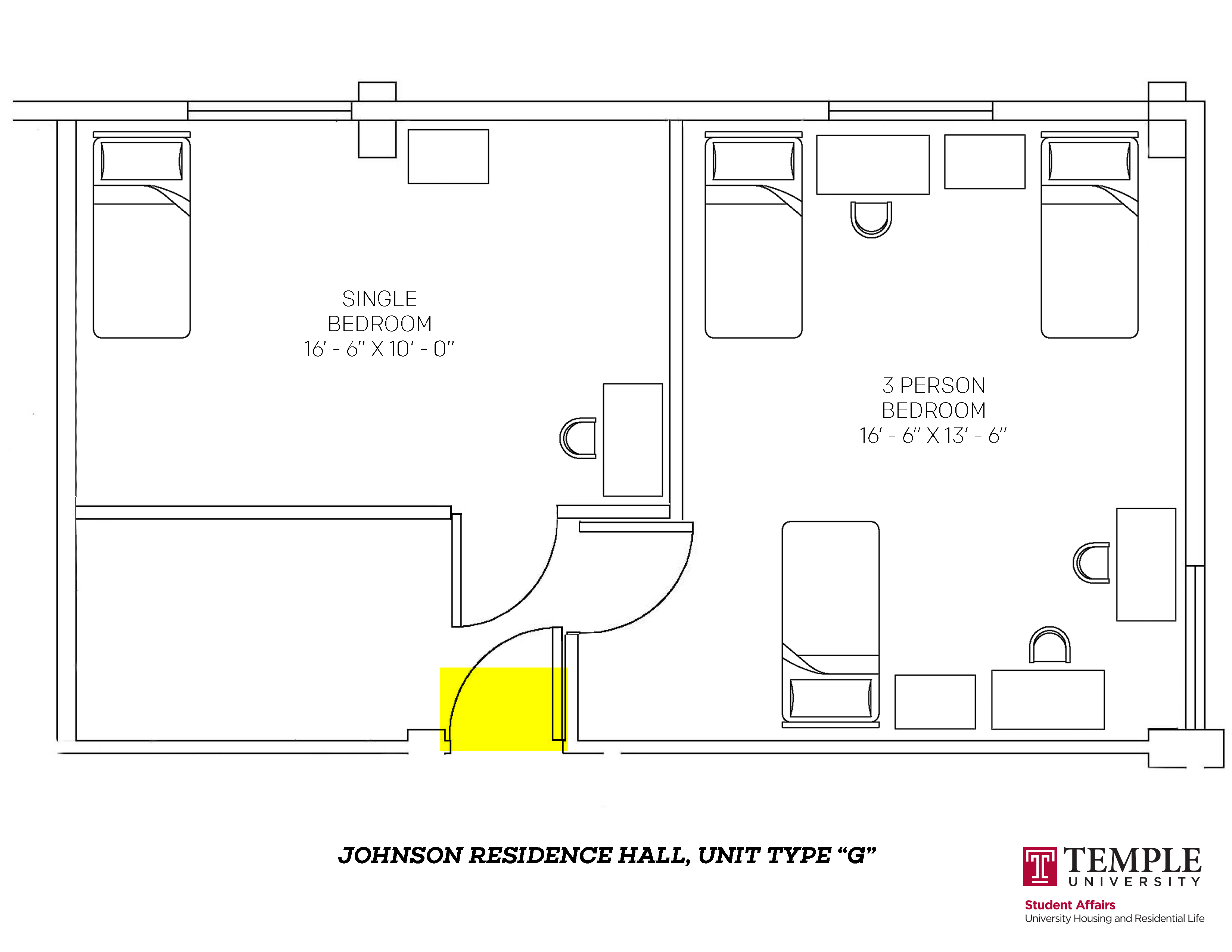 Johnson Hall: Unit G