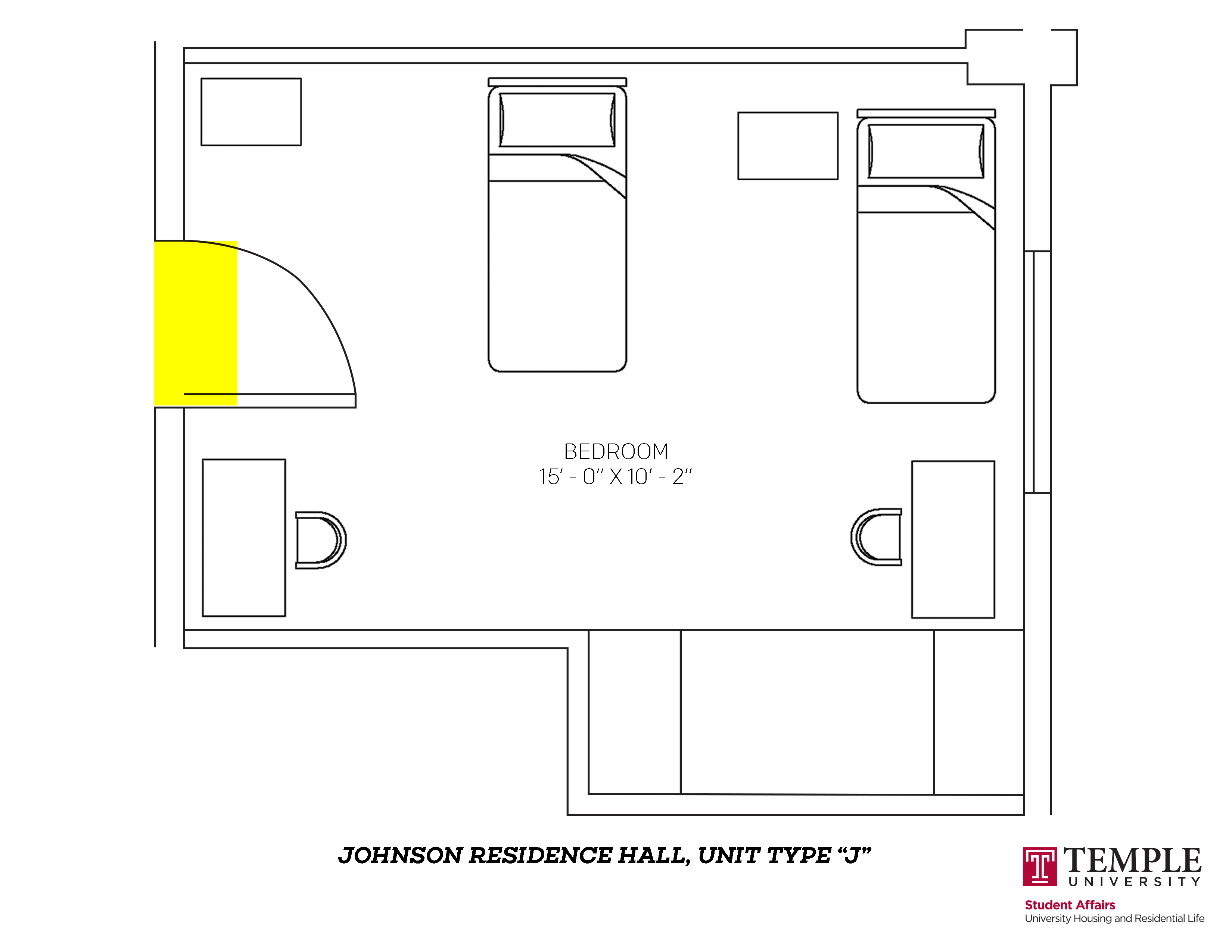 Johnson Hall: Unit J