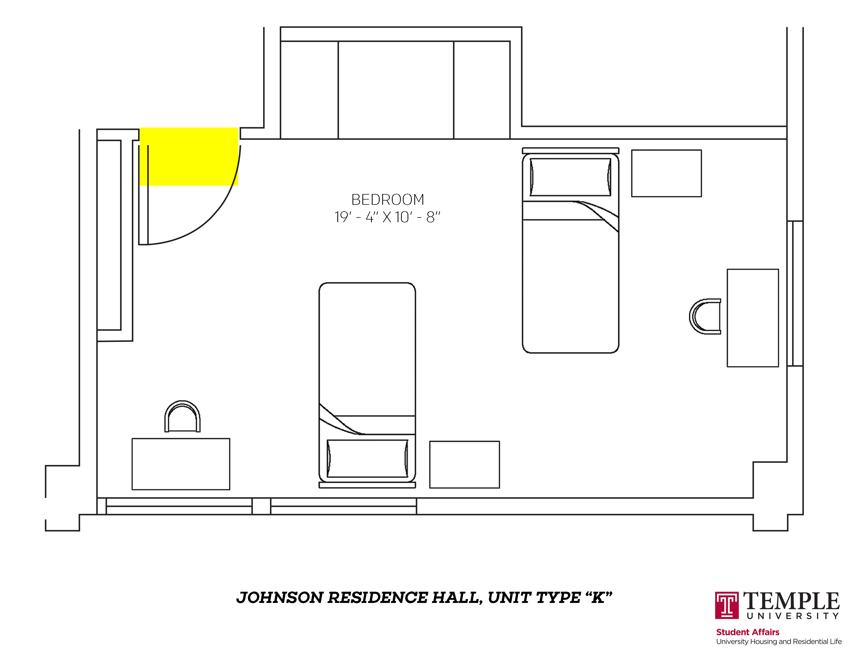 Johnson Hall: Unit K