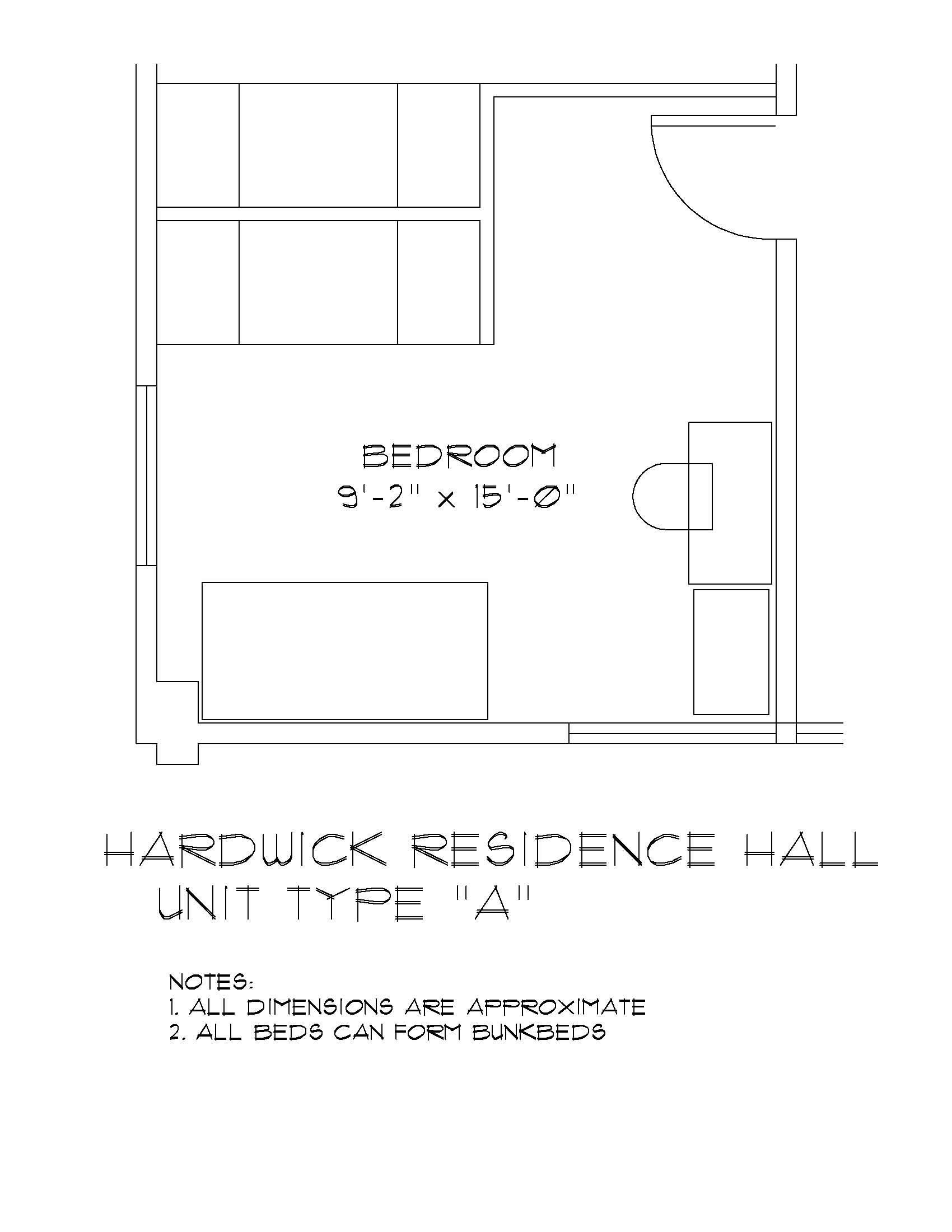 Hardwick Hall: Type A