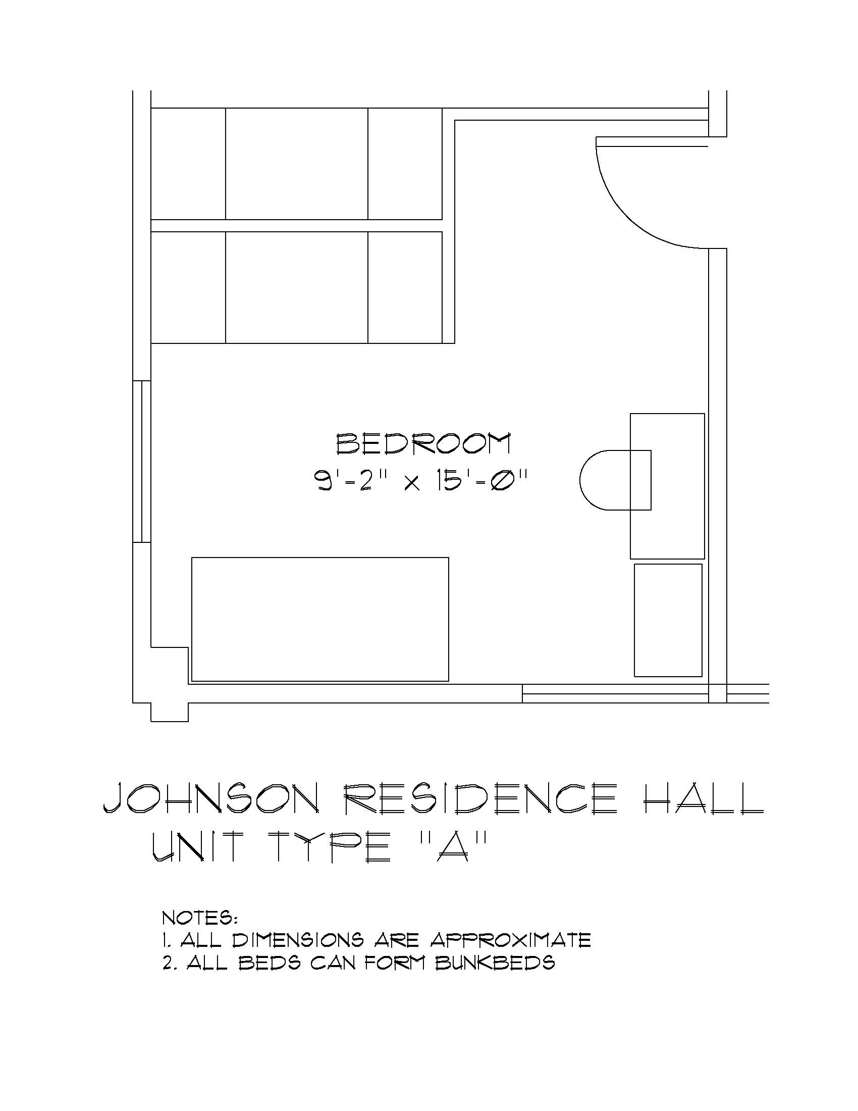 Johnson Hall: Type A