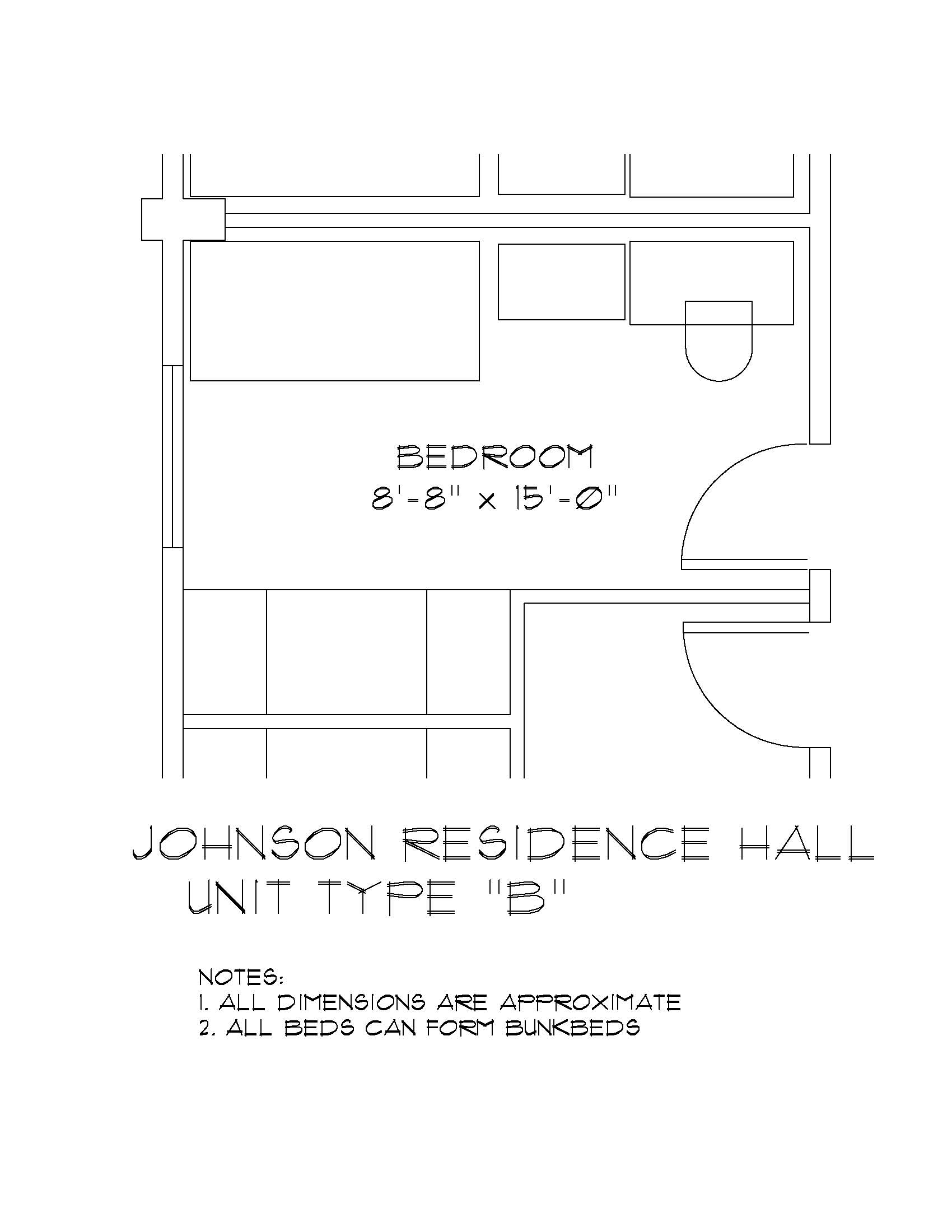 Johnson Hall: Type B