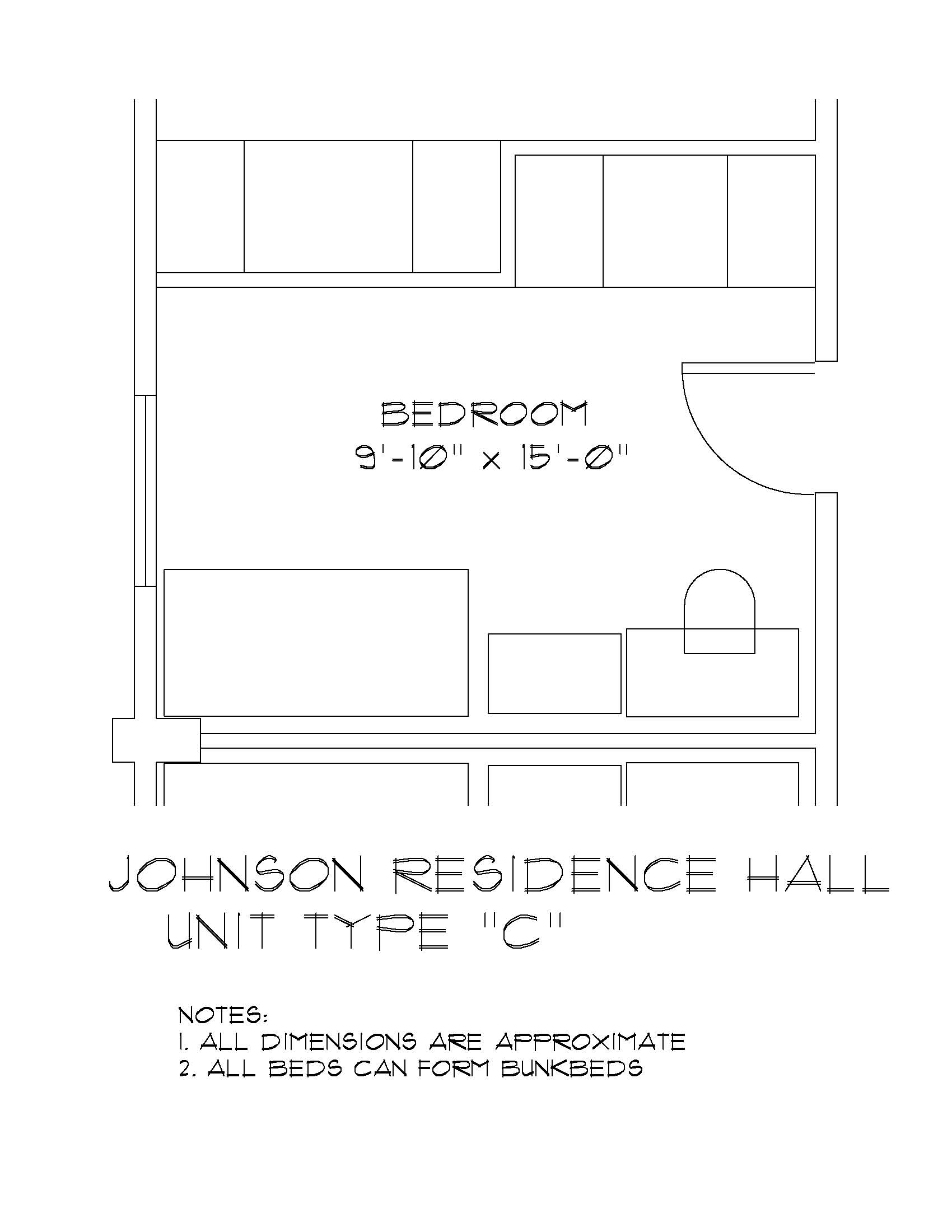 Johnson Hall: Type C
