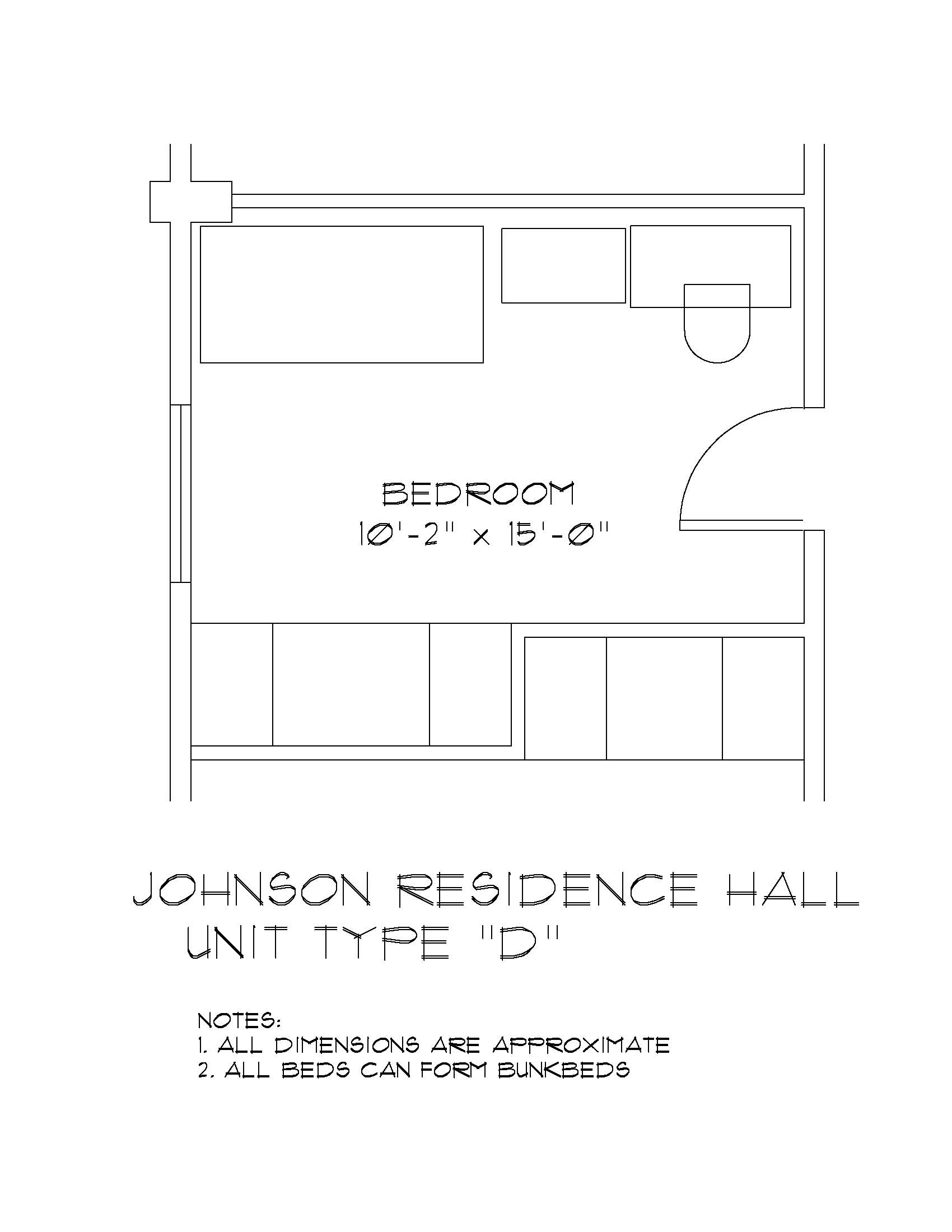 Johnson Hall: Type D
