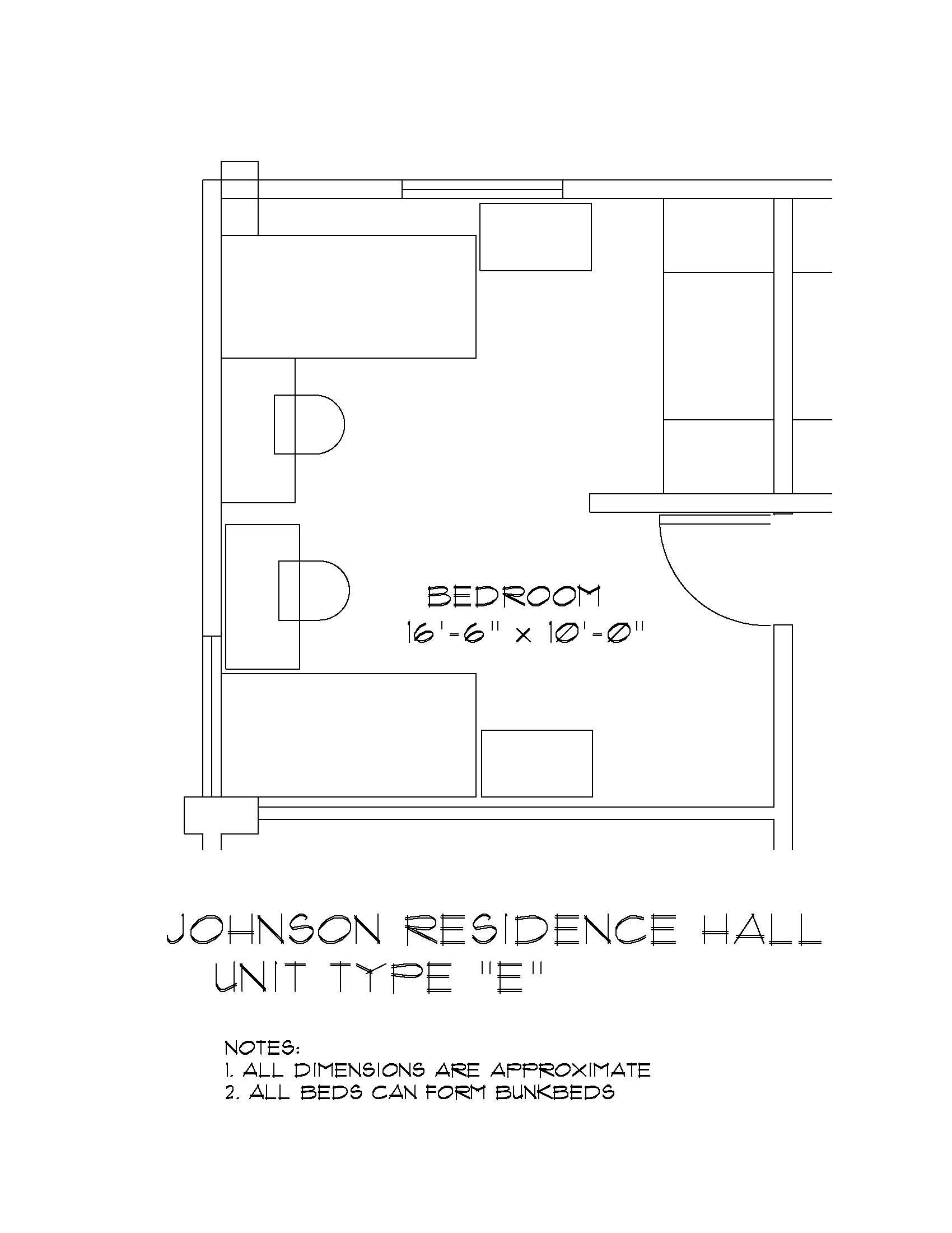 Johnson Hall: Type E