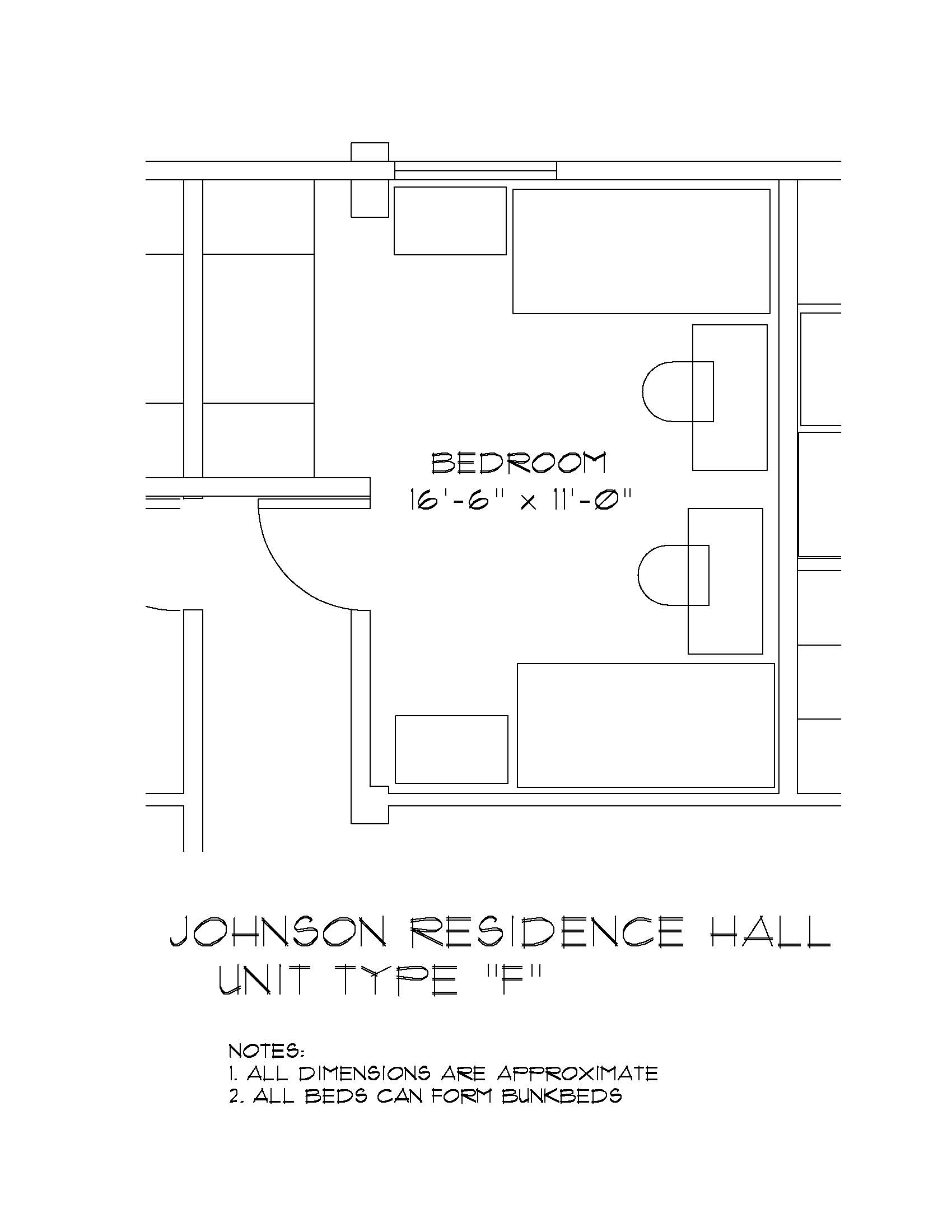 Johnson Hall: Type F