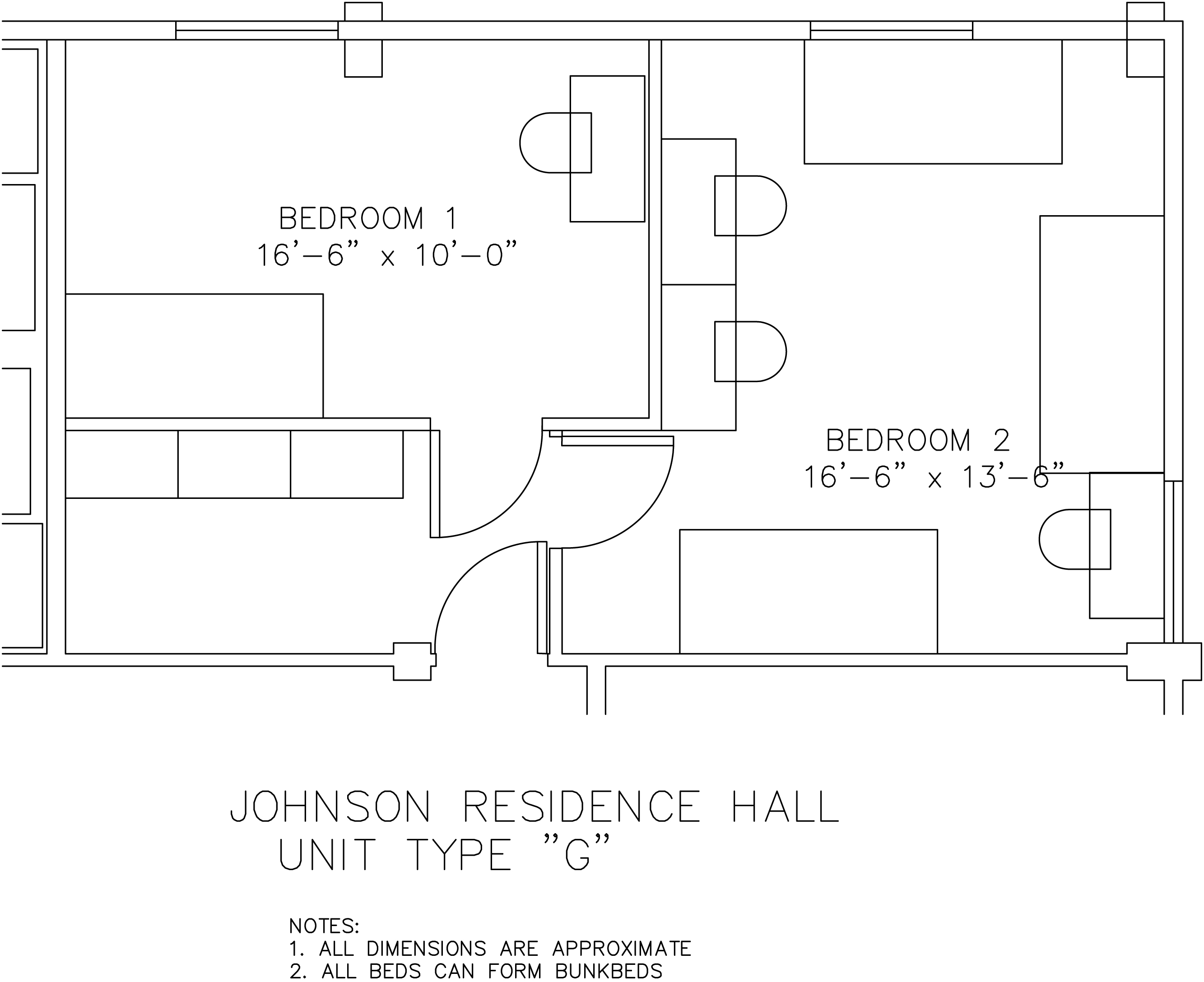 Johnson Hall: Type G