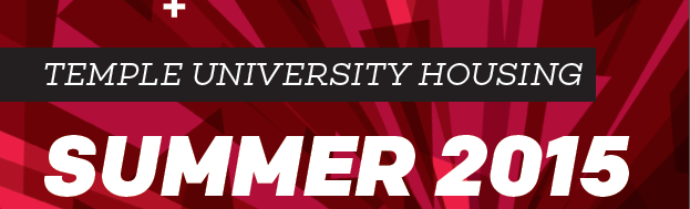 2015 Summer Housing Guide