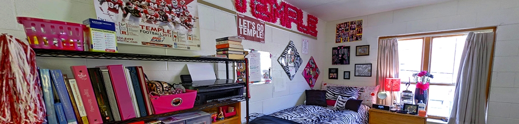 Dorm Room in White Hall