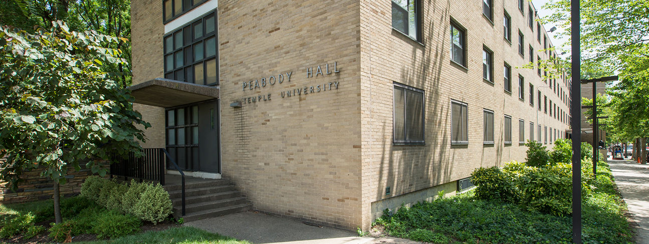 Image of Peabody Hall